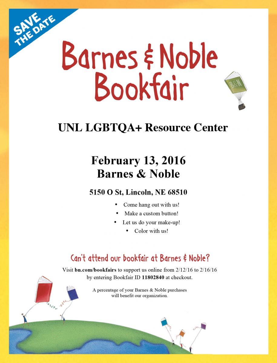 Barnes and Noble Bookfair   Student Involvement   Nebraska